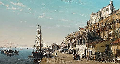 Jean Baptiste van Moer (Belgian, 1819-1884)