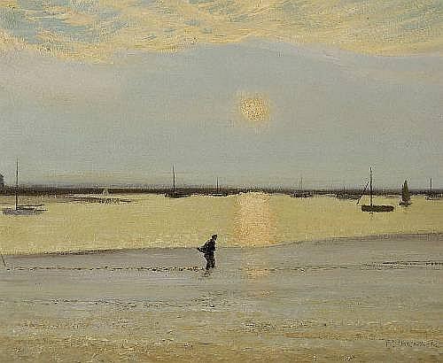 Frederick Bertrand (Fid) Harnack (1897-1983) Sunset