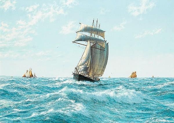 John Chancellor S Classic Maritime Paintings