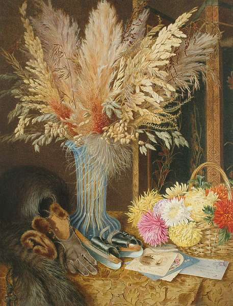 Marion Chase (British, 1844-1905)