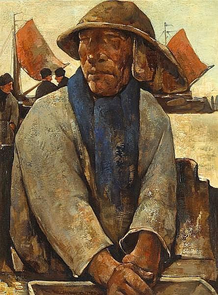 Willem van den Berg (Dutch, 1886-1970)