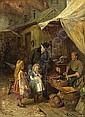Felix Schlesinger (German, 1833-1910) , Felix Schlesinger, Click for value