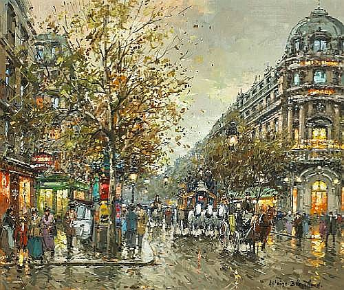 Antoine Blanchard (French, 1910-1988)