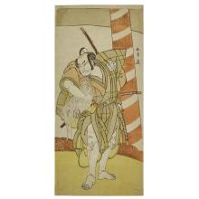 KATSUKAWA SHUNSHO (1726-1792), KATSUKAWA SHUNZAN (Active circa 1781-1801), KATSUKAWA SHUN'EI (1762-1819), KATSUKAWA SHUNKO (1743-1812), and IPPITSUSAI BUNCHO (1765-1792) Edo period (1615-1868), 1773-1791