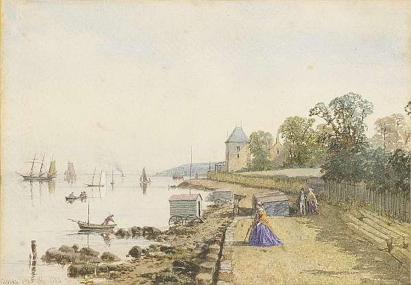 G.R. Smith (British, fl.1847-1873)