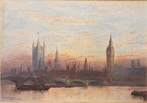 Frederick E.J. Goff (British,1855-1931)