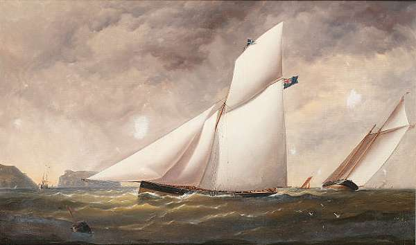 Captain James Haughton Forrest (British, 1825-1924)
