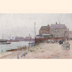 Ernest George (British, 1839-1922)