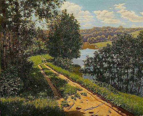 Boris Bessonof (Russian, 1862-1934)