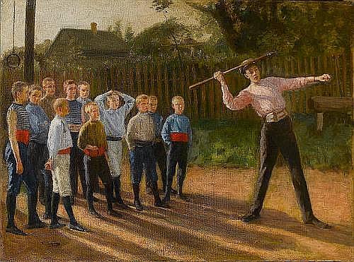 Petr Isakovich Geller (Russian, 1862-1933)
