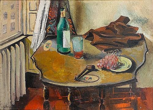 Nicolai Cikovsky (American, 1894-1987)