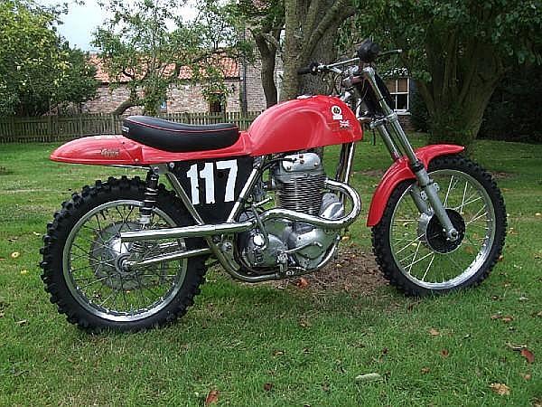 The ex-Andy Lee,1966 Rickman Métisse Matchless 500cc G85CS Frame no. 5109 Engine no. SU/5109