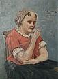 Henri Timmermans (Belgian 1858-1942), Henri Timmermans, Click for value