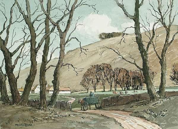 Martin Hardie (British, 1875-1952)