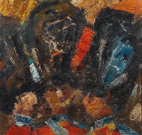 Stanley Francis Lymburner (Australian, 1916-1972)