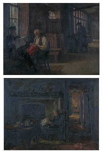 jean arnold heyermans works on sale at auction biography invaluable. Black Bedroom Furniture Sets. Home Design Ideas