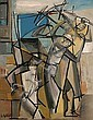 Sidney Goldblatt (South African, 1919-1979) Pick Axes, Sidney Goldblatt, Click for value