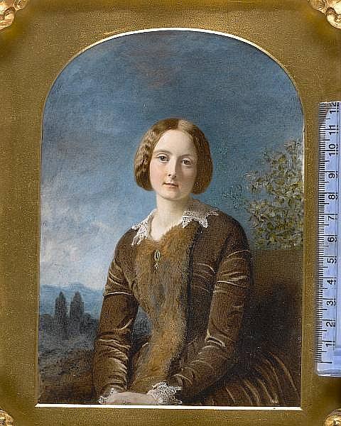 Robert Thorburn, ARA HRSA (British, 1818-1885)