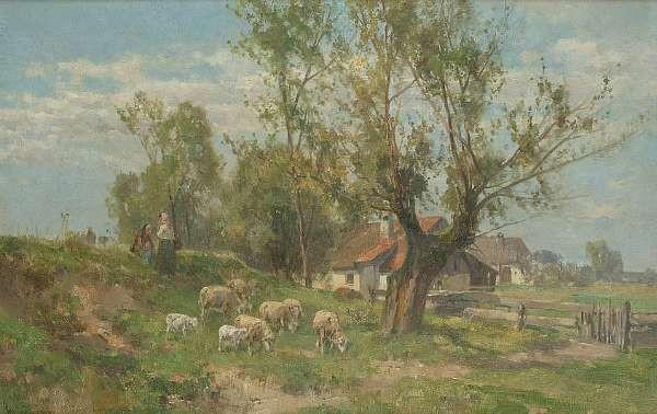 Karl Adam Heinisch 1847-1923