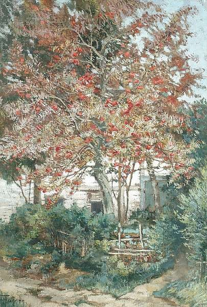 Theodore Hannon (Belgian, 1851-1916)