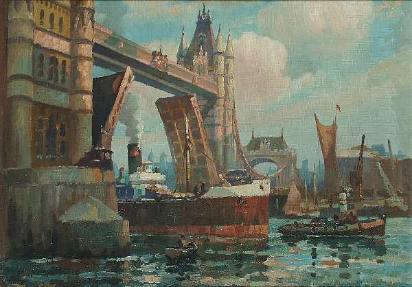 George Ayling (British, 1887-1960)