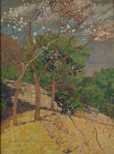 Ernest Yarrow Jones (British, 1872-1951)