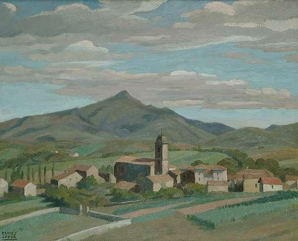 Ramiro Arrue (Spanish, 1892-1971)