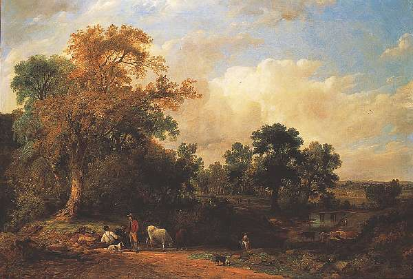 Benjamin Shipham (1806-1872) British