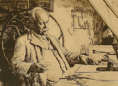 Malcolm Osborne (British, 1880-1963)