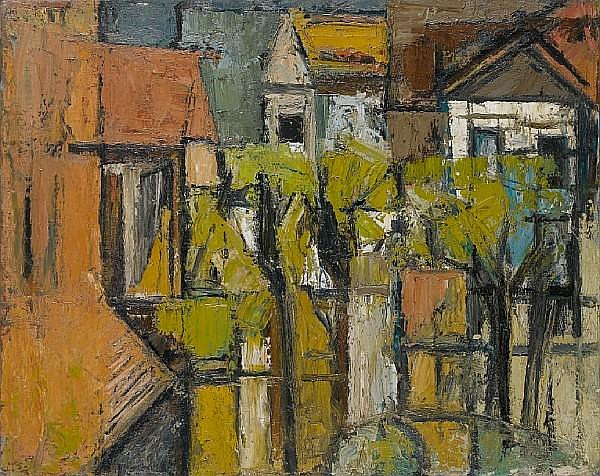 Michael Canney (British, 1923-1999) Woodford, London 50.7 x 63.5 cm. (20 x 25 in.)