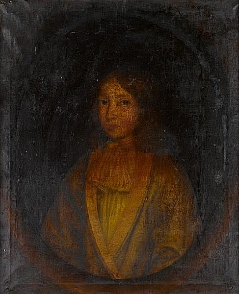 Follower of John Scougall (circa 1645-circa 1730 Prestonpans) Portrait of a boy,