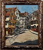 Pierre Philippe Bertrand (French, 1884-1975) Rue des Batignolles, Paris, Pierre Philippe Bertrand, Click for value
