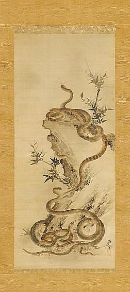 Mori Sosen (1747-1821) 19th century