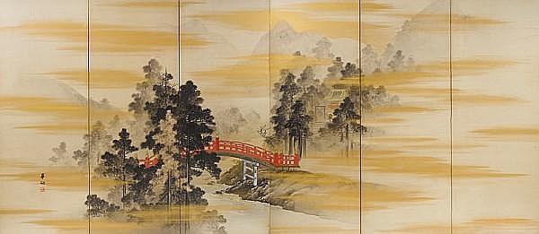 Suzuki Kason (1860-1919) Maruyama Shijo School, Meiji Period