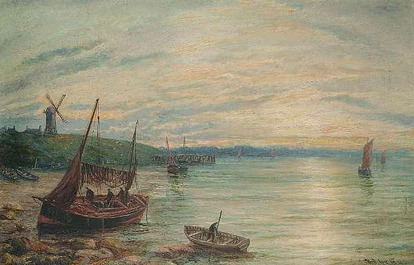 Bernard Benedict Hemy (British, 1845-1913)