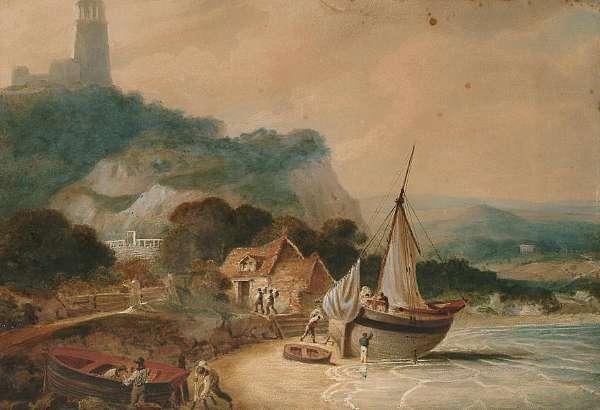 John Heaviside Clark (British, c.1770-1863)