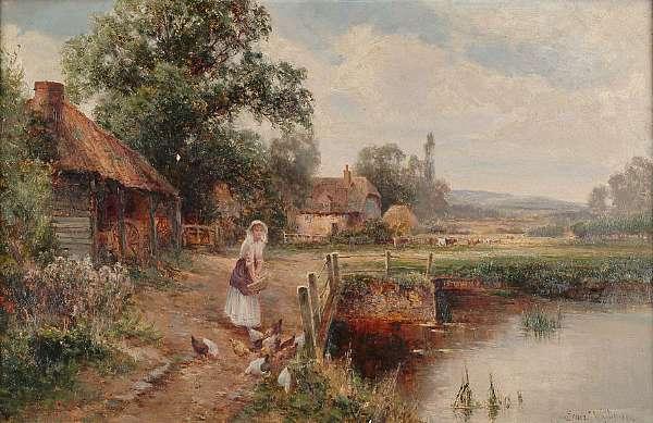Ernest Walbourn (British, 1872-1927)