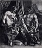 Wallerant Vaillant (Lille 1623-1677 Amsterdam) Hercules and Omphale,, Wallerant Vaillant, Click for value