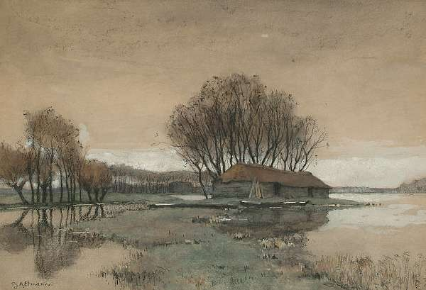 Gerard Altmann (Dutch, 1877-1940)