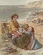 Augusts Jules Bouvier (British, 1825-1881), Augustus Jules Bouvier, Click for value