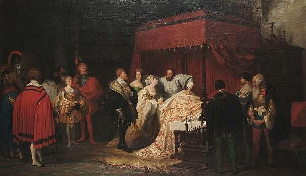 Tony Johannot (French 1803-1852)