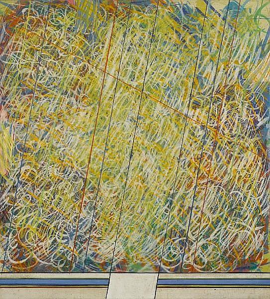 Sandro Martini (Italian, born 1941) 'La Via del Colibri', 1969