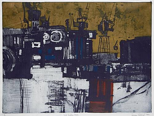 Norman Ackroyd (British, born 1938)