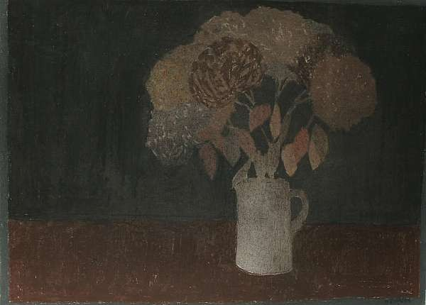 Bernard Myers (British, b.1925)
