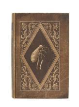 HOFFMANN, ERNST THEODORE AMADEUS. 1776-1822. Meister Floh. Ein Märchen in Sieben Abentheuern zweier Freunde. Frankfurt am Main: Friedrich Wilmans, 1822.