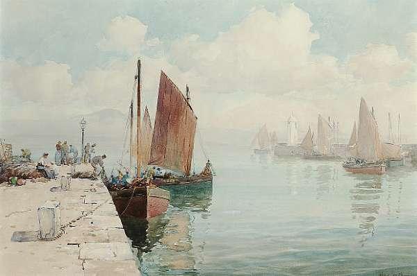 John Ernest Aitken (British, 1881-1957)