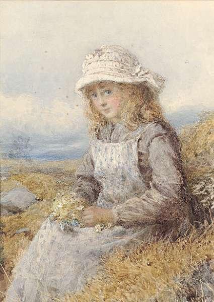 Robert Thorne Waite R.W.S (British, 1842-1935)