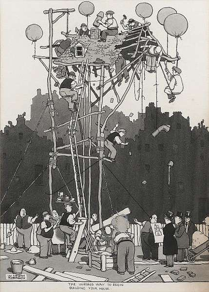 Heath Robinson (British, 1872-1944)