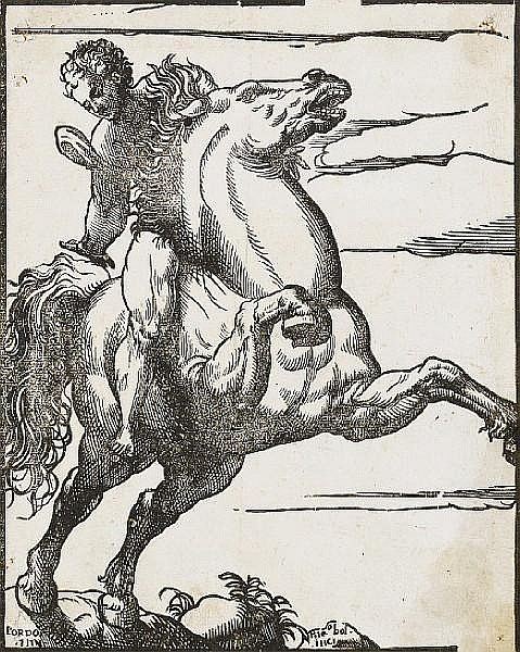 Niccolo Boldrini (Italian, 1510-1566) A Collection Woodcuts,