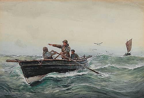 Ernest Dade (British, born 1868)